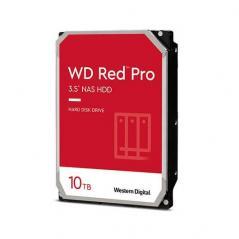 DISCO DURO 3.5  10TB SATA3 WD 256MB NAS RED PRO - Imagen 1