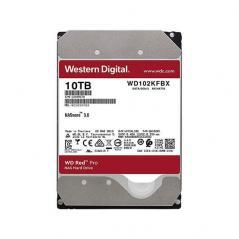 DISCO DURO 3.5  10TB SATA3 WD 256MB NAS RED PRO - Imagen 2