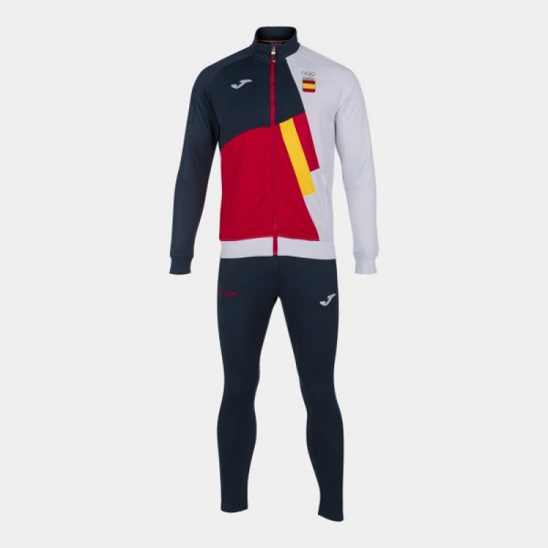 FREE TIME TRACKSUIT COE -NAVY - Imagen 1