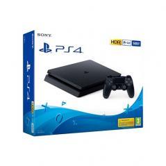 CONSOLA SONY PS4 500GB NEGRA - Imagen 1