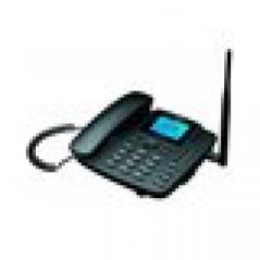 TELEFONO FIJO MAXCOM FIXED PHONE MM41D NEGRO - Imagen 3