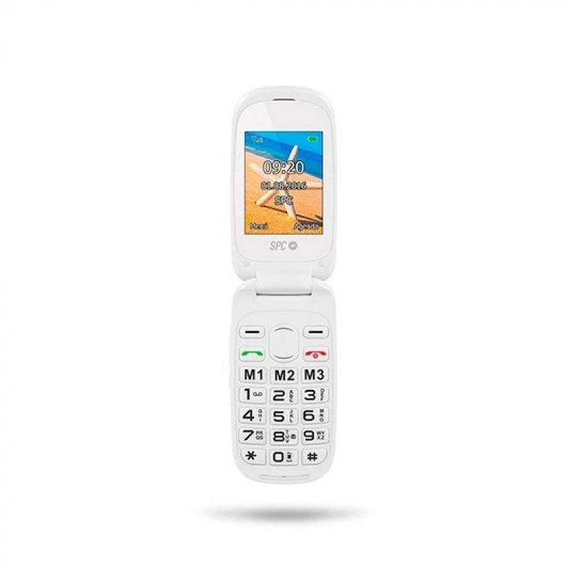 MOVIL SMARTPHONE SPC HARMONY BLANCO - Imagen 1