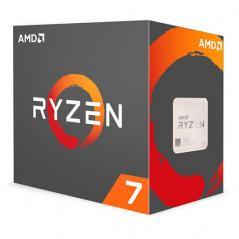 PROCESADOR AMD AM4 RYZEN 7 1800X 8X4.0GHZ/20MB BOX - Imagen 1